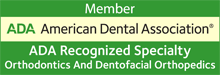 Member of American Dental Association